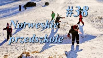 Nowy w Norwegii #38 - Norweskie przedszkole - Praca w Norwegii cz. 3
