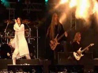 Nightwish - She is my sin (live 2003)