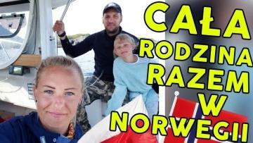 CAŁA RODZINA RAZEM Moja Norwegia #7