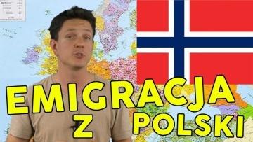 Dokąd emigrują Polacy i ile pieniedzy przesyłają do Polski z Norwegii?