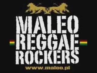 Maleo reggae rockers - żyć aby kochać
