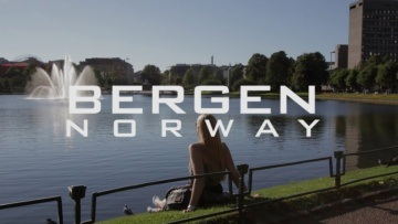 Bergen, Norway // The City Among The Seven Mountains