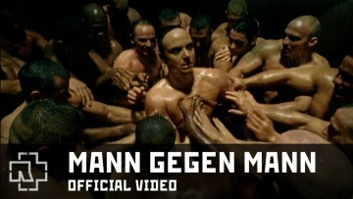 Rammstein - Mann Gegen Mann (Official Video)