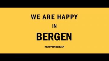 Pharrell Williams – Happy in Bergen (Norway)