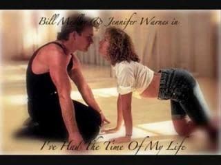 Time Of My Life by Bill Medley & Jennifer Warnes w/ lyrics