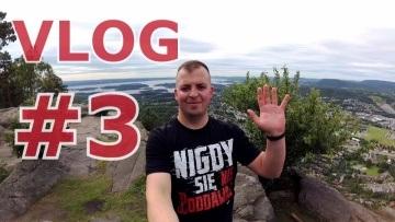 Norweski Vlog #3 || Wyprawa na Szczyt Kolsåstoppen [OSLO 2017] Vlog z Norwegii