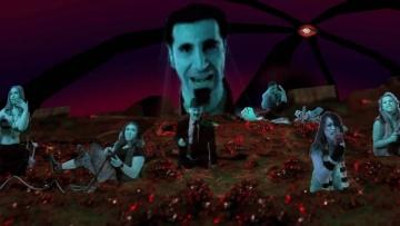 Serj Tankian - Left Of Center - Official Music Video