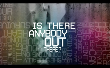 """""""Is Anybody Out There?"""" Lyric Video - K'NAAN (feat. Nelly Furtado)"""