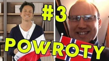 Powroty z Norwegii #2 DAMIAN