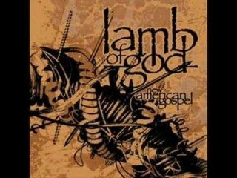 Lamb of God- Black Label