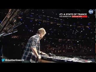 Dash Berlin at A State of Trance 600 Mexico Video Stream, February 16th, 2013