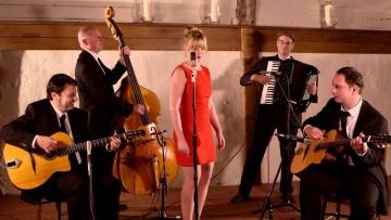 C'est Magnifique | Jonny Hepbir Quintet | UK & International Gypsy Jazz Band Hire