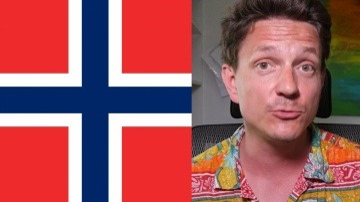 Norwegia się łamie, ale popiera omijanie przepisów, chaos na lotniskach i brak rowerów