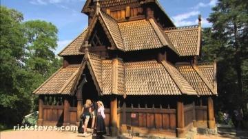 Oslo, Norway: Fantastic Folk Museum
