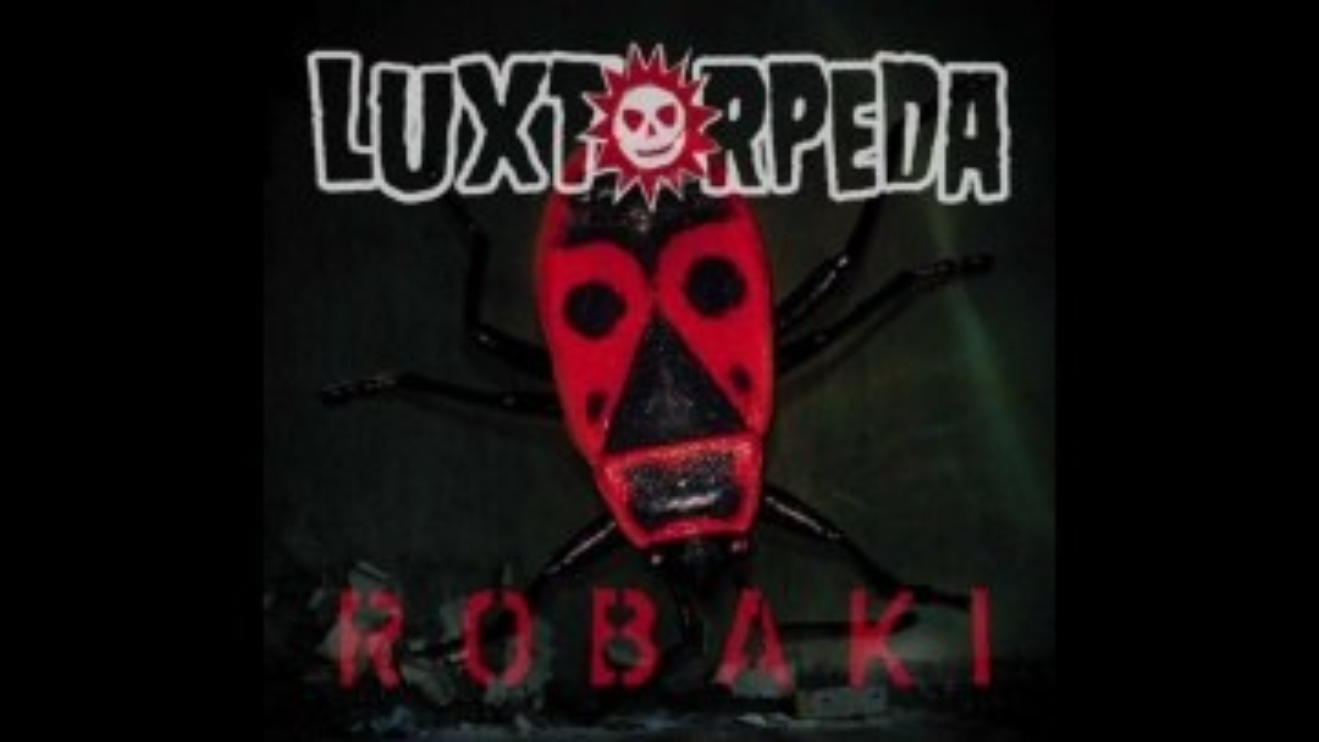 Luxtorpeda - Wilki dwa