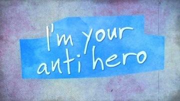 Marlon Roudette feat. Lala Joy - Anti-Hero (Le saut de l'Ange) - (lyrics vidéo)