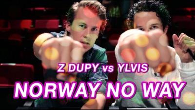 Z DUPY vs YLVIS - NORWAY NO WAY!