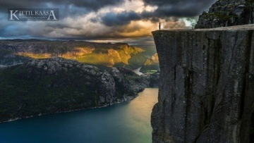 The Pulpit Rock - Norway