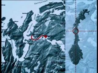 Hiking in Northern Norway - På tur med Lars Monsen
