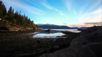 Norway Timelapse - Midnight sun, Lofoten, Ålesund, Geiranger [1080p]