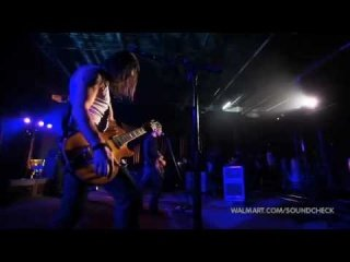 Lifehouse - Everything (Live @ Walmart Soundcheck 1 May 2010)