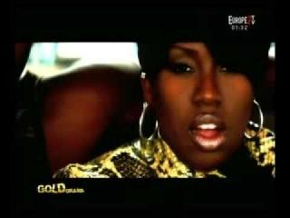 Missy Elliott ft. Nicole Wray & MC Solaar - All N My Grill (Video)