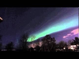 Northern Lights in Tromsø - Aurora Borealis in Norway