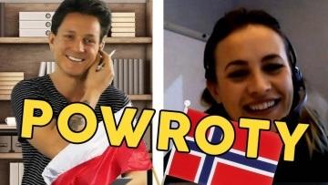 Powroty z Norwegii #1 GOSIA