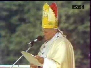 Jan Paweł II - Papież ważne słowa