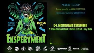 Bonus RPK & Arczi SZAJKA - MISTRZOWIE CEREMONII ft. Peja SLUMS ATTACK, Kubuś // Prod. Lazy Rida.