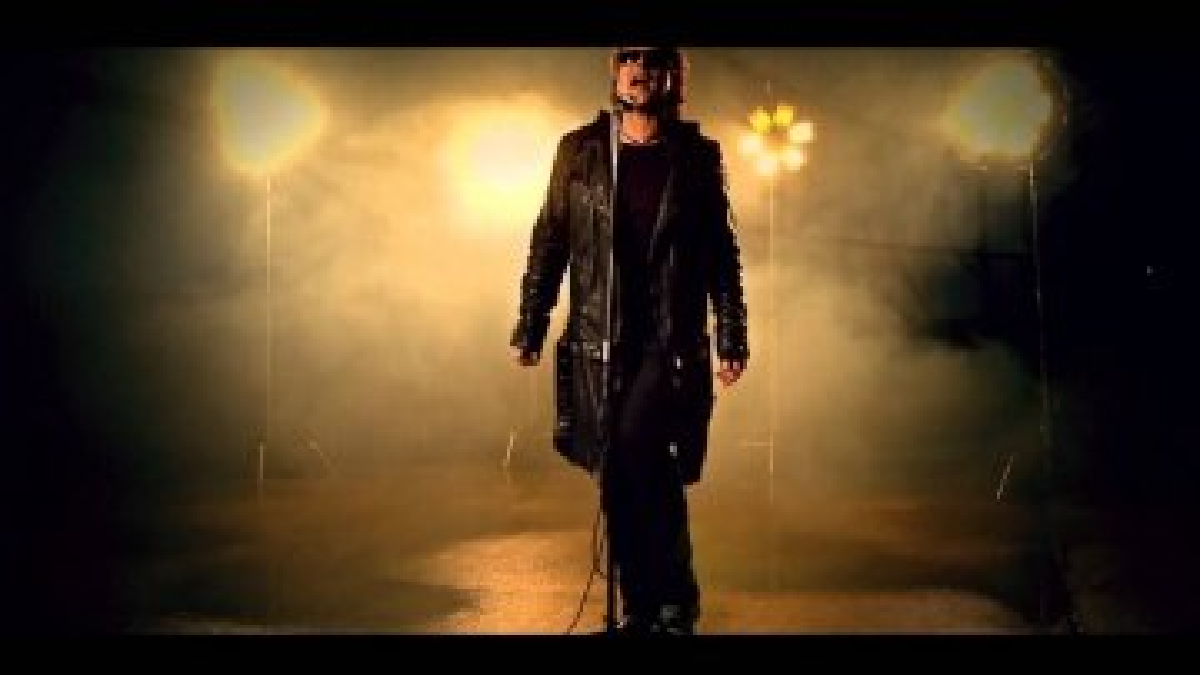 Lady Pank - Mój świat bez Ciebie (Official Video) (HD)