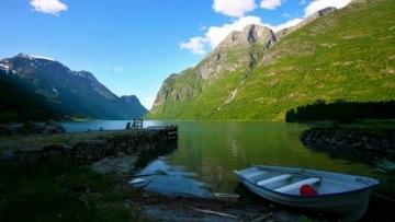 Norwegian Nature - Time lapse