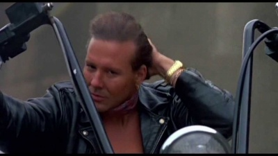 """MICKEY ROURKE.( Depeche Mode""""Never Let Me Down Again"""")"""