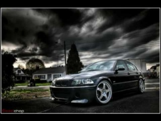 BMW  E46 - The Ultimate Driving Machine - Professional Photos