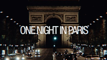 Małach / Rufuz feat. DJ Grubaz - One Night in Paris