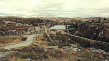 Cåli i zdrøwi (Norwegia, Bergen) - serce