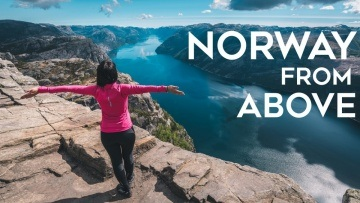 Norway from Above - Aerial Drone 4K Video