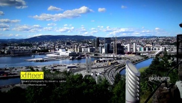 Oslo, Norway in the summertime! [HD]