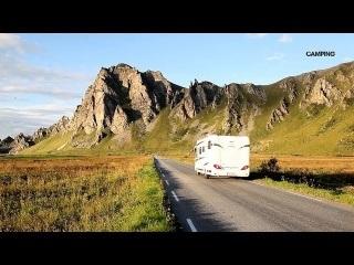 Lofoten, Hurtigruten och valsafari i Norge, Gone Camping