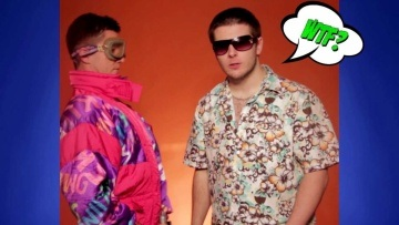Arap feat.Zlatko(Smietana 100%) - Bajera Niekontrolowana (official video) HD