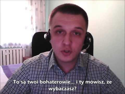 Ukrainiec przebacza Polakom rzeź wołyńską: odpowiedź!