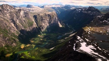 Norway, A Timelapse Film By Morten Berg