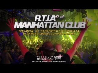 Manhattan Club - Elann, Clubbasse, Hazel [R.T.I.A 14]