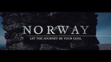 NORWAY Let the journey be your goal