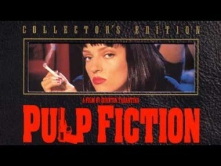 Pulp Fiction Soundtrack - Opening Theme (Dick Dale and His Del Tones - Miserlou)