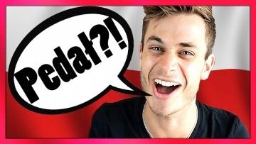 Norwegian Trying To Speak Polish