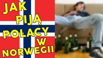 Jak piją Polacy w Norwegii?