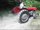 Sportowy traktor / The sports tractor