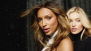"""Victoria's Secret Angels Lip Sync """"I Feel It Coming"""""""