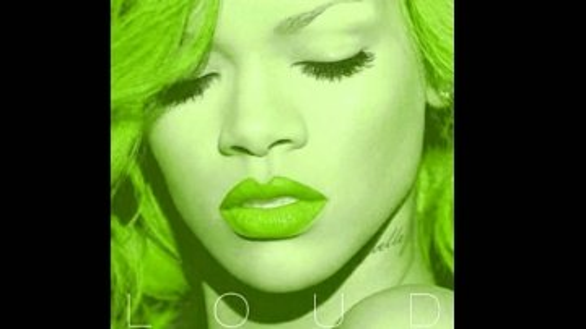 Rihanna - Man Down (unOfficial Music Video)